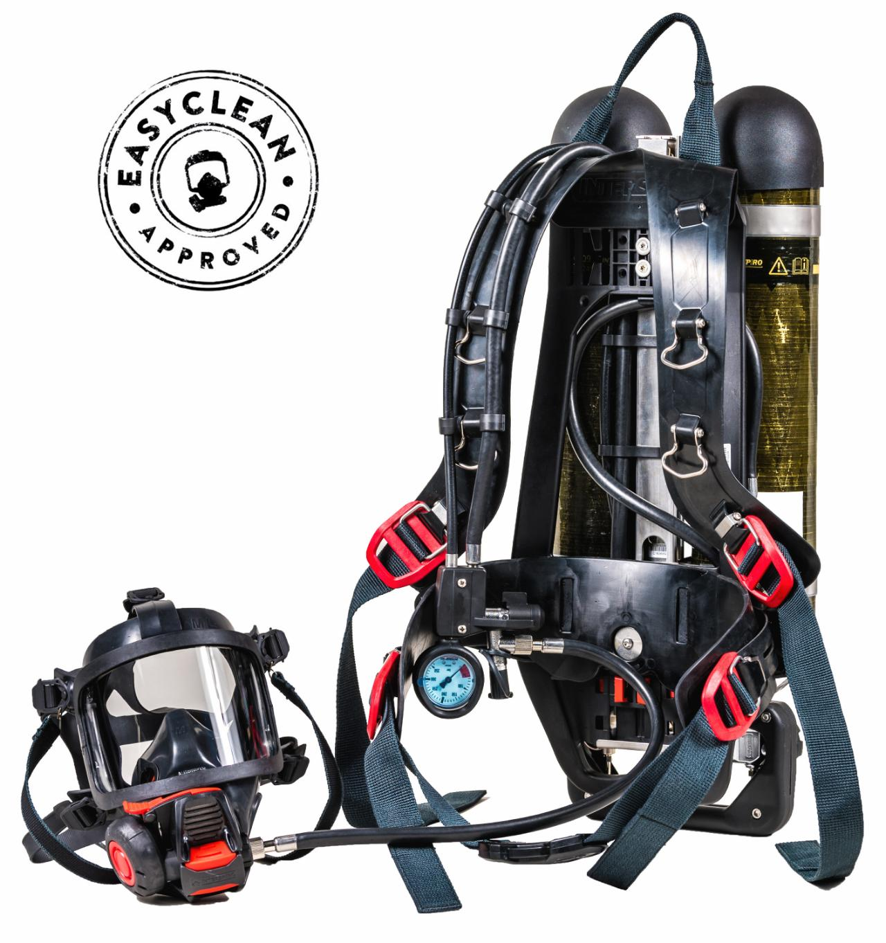 Product image - SCBA Incurve-R Cylinder pack
