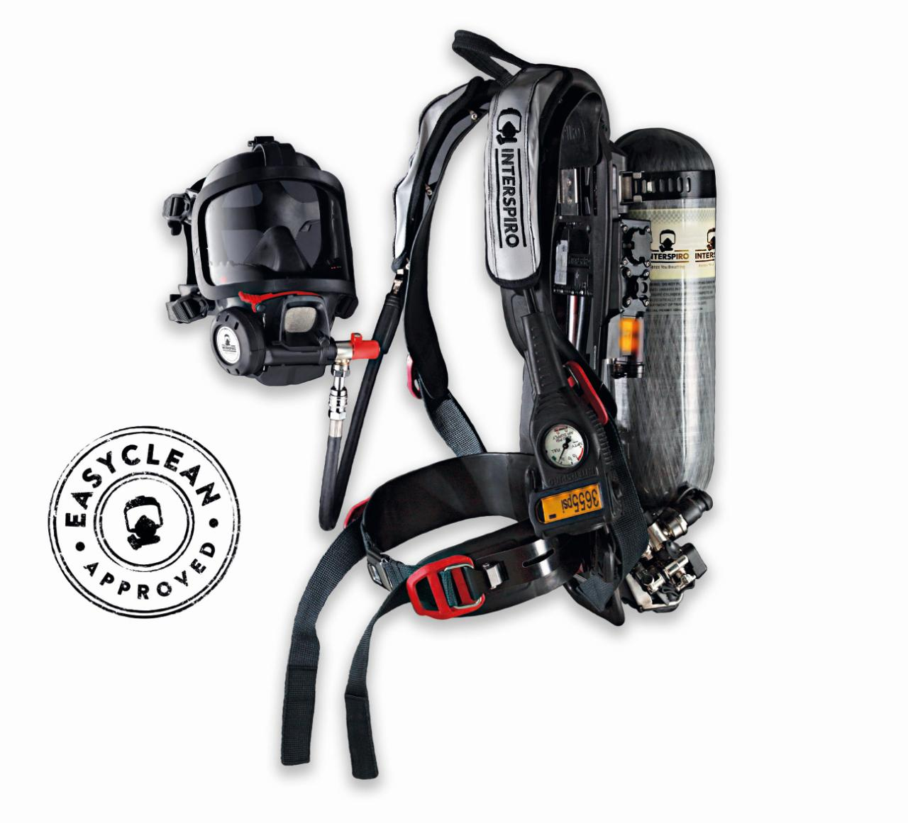 Product image - SCBA S9 Incurve