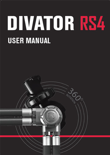 Diving user manual: 32995A - Divator RS4