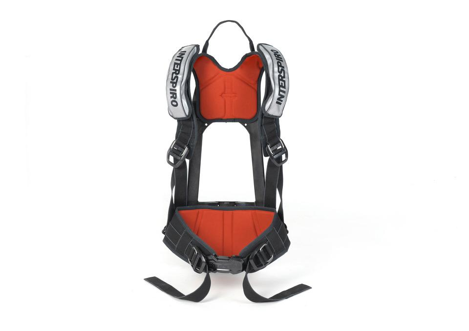 Presentational product images - QS II harness